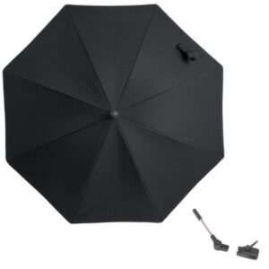 ISI Mini Parasol Universeel - Zwart