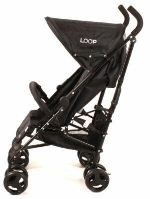 Kees Buggy Loop Black Black 4 standen buggy
