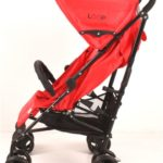 Kees Buggy Loop Black Red 4 standen buggy