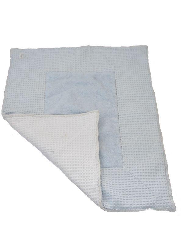 c460f7f40e5af3 Koeka boxkleed wafel amsterdam white baby blue jpg 600x800 Baby blue white