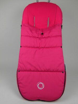 Bugaboo® Voetenzak Koord - Pink