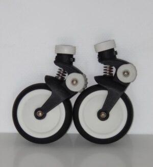 Bugaboo® Bee Set Voorzwenkwielen - Model 2007-2009