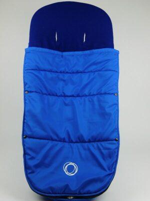 Bugaboo® voetenzak refurbished - koningsblauw