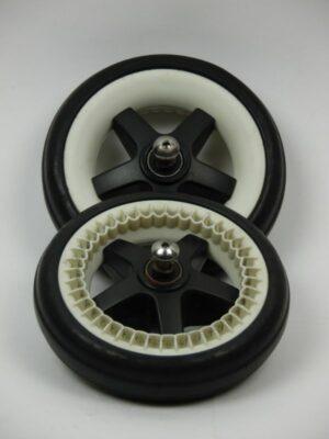 Bugaboo® Bee Set Vervangende Achterwielen - Model 2010