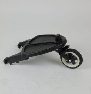 Bugaboo® Meerijdplankje Zwart - Met Ster Wiel