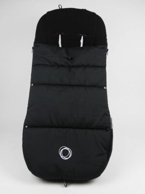 Bugaboo® Voetenzak Koord - Zwart