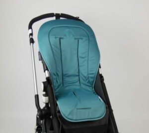 Bugaboo® Seat Liner - Petrolblauw