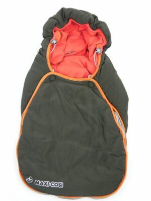 Maxi-Cosi Cabriofix Voetenzak - Legergroen