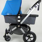 Bugaboo® Cameleon2 Kinderwagen - Donkergrijs - Blue