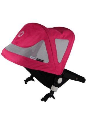 Bugaboo® Cameleon Breezy Zonnekap - Pink Canvas