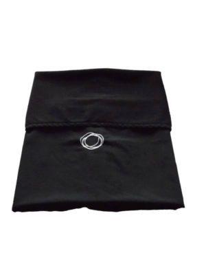 Bugaboo® Deken Microfleece Zwart