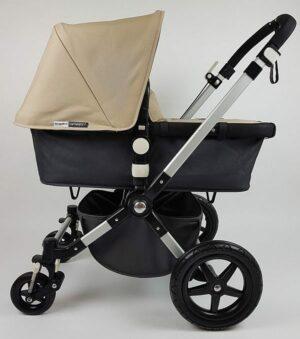 Bugaboo® Cameleon 3 Kinderwagen - Donkergrijs - Zand