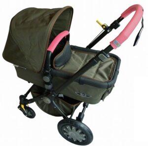 X-Qlusive Covers Bugaboo® Cameleon Kinderwagen Fuchsia