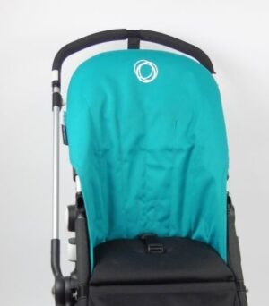 Bugaboo® cameleon seat liner refurbished - canvas ocean