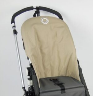 Bugaboo® cameleon seat liner refurbished - canvas zand