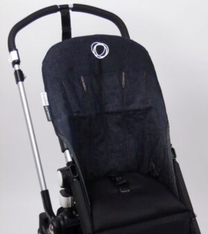Bugaboo® cameleon seat liner refurbished - denim 007
