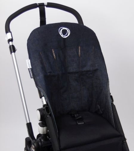 Bugaboo® Cameleon Seat Liner - Denim 007 Jeans