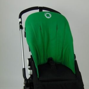 Bugaboo® cameleon seat liner refurbished - fleece groen