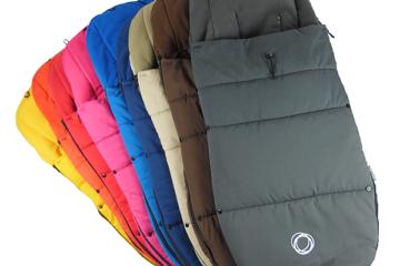 n de Bugaboo® voetenzak houd je je kindje lekker warm en comfortabel in de kinderwagen. Lees meer over de Bugaboo® voetenzak als musthave voor het najaar.