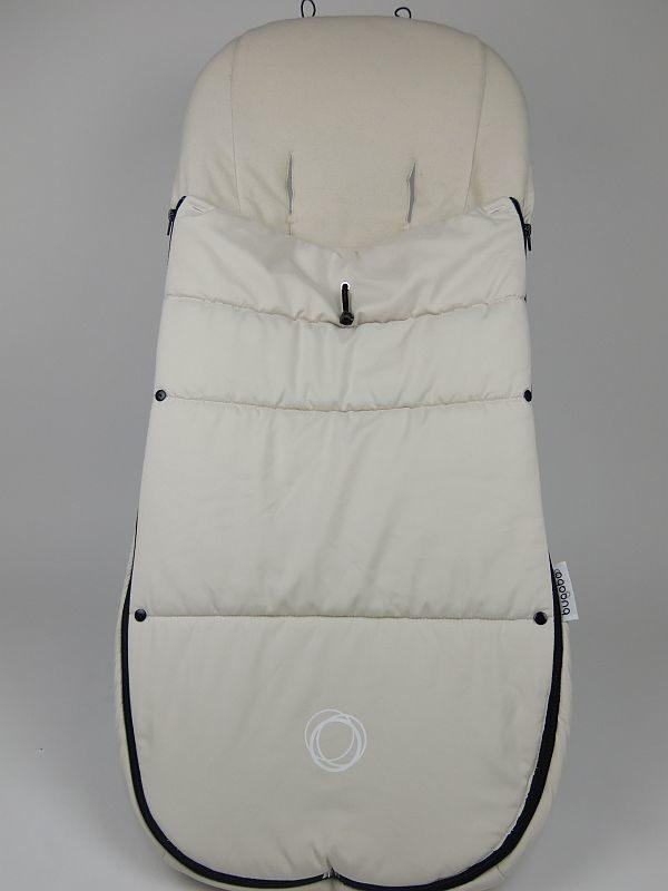 Spiksplinternieuw Bugaboo® Voetenzak Koord - Off White | Aktie-Shop.nl BA-75