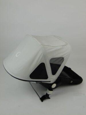Bugaboo® Cameleon3 Breezy Zonnekap - Artic Grey