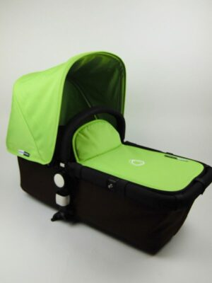 Bugaboo® Cameleon Aanvullende Bekledingset - Light Green Canvas