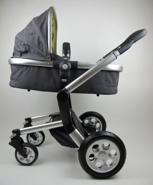 Joolz Day Kinderwagen - Darkgrey - Green