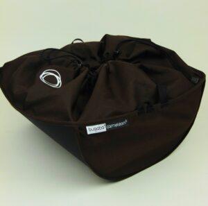 Bugaboo® cameleon3 bagagemand - Donkerbruin