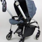 Bugaboo® Bee2 Kinderwagen - Denim