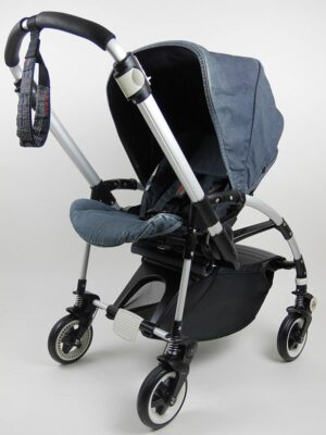 Bugaboo® Bee2 Kinderwagen - Denim