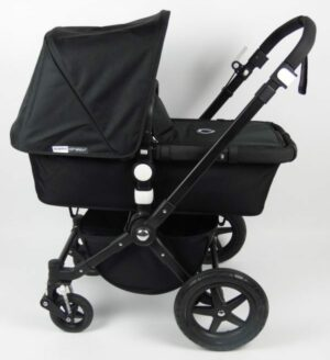 Bugaboo® Cameleon3 Kinderwagen - All Black