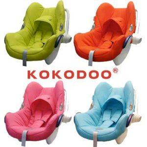 Kokodoo Bekleding  Autostoeltje 0+ Maxi Cosi Cabrio (Fix)