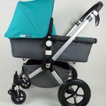 Bugaboo® Cameleon2 Kinderwagen - Donkergrijs - Ocean