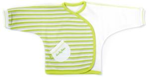 Ducky Beau Overslagshirt  - Green