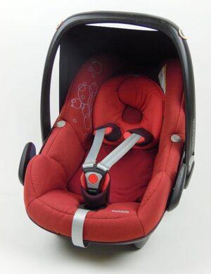 Maxi-Cosi Pebble Autostoel - Intense Red