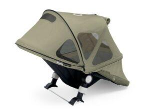 Bugaboo® Cameleon 3 Breezy Zonnekap - Dark Khaki