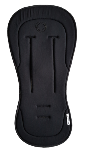 Bugaboo® Breezy Seat Liner - Zwart