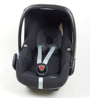 Maxi-Cosi Pebble Autostoel - Total Black