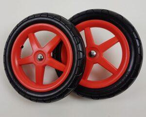 Bugaboo® Cameleon3 Achterwiel 12 inch - Neon - 2 Stuks