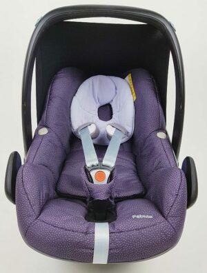 Maxi-Cosi Pebble Autostoel - Sparkling Grape