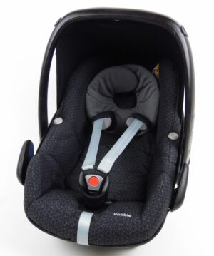Maxi-Cosi Pebble Autostoel - Black Crystal