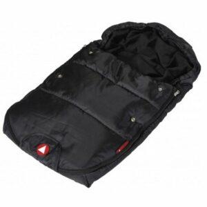 Topmark Voetenzak Puck Autostoel - Black