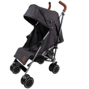 Born Lucky Buggy 5-Standen - Jeans Antraciet