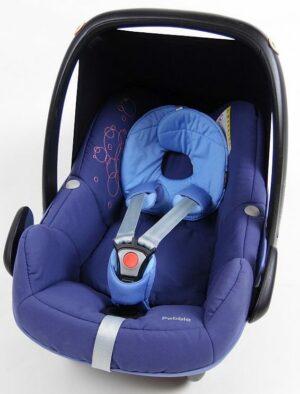 Maxi-Cosi Pebble Autostoel - Lapis Blue