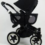 Bugaboo® Donkey Mono Kinderwagen - All Black