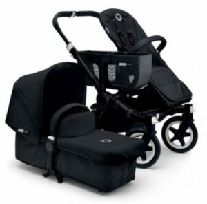 Bugaboo® Donkey Mono Kinderwagen - All Black