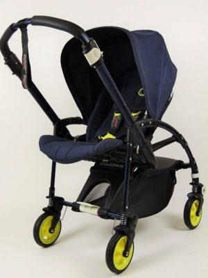 Bugaboo® Bee2 Kinderwagen - Neon pop